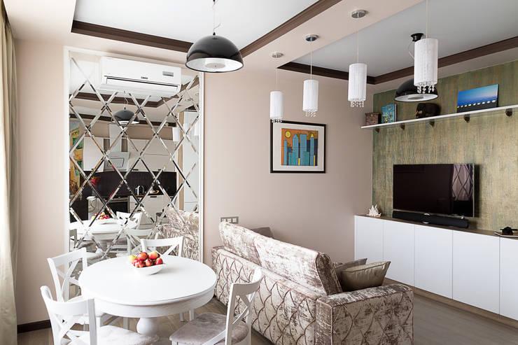 Квартира 74: Столовые комнаты в . Автор – Cameleon Interiors
