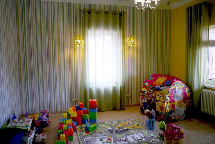 Карповы Вары: Детские комнаты в . Автор – Cameleon Interiors
