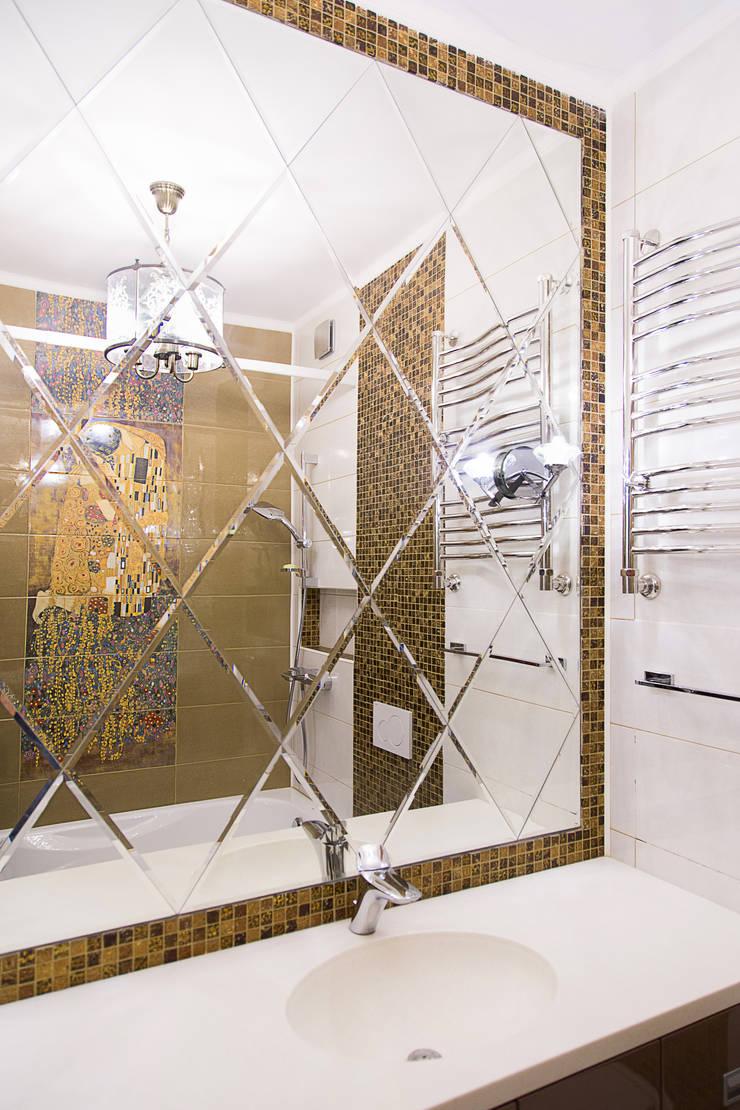Квартира 74: Ванная комната в . Автор – Cameleon Interiors