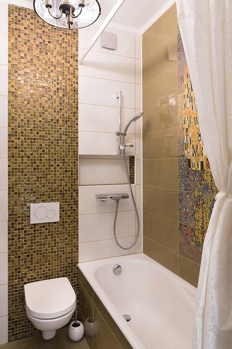 Квартира 74: Ванные комнаты в . Автор – Cameleon Interiors