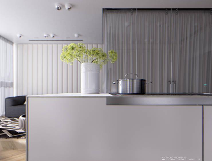 002: Кухни в . Автор – Aksenova&Gorodkov project