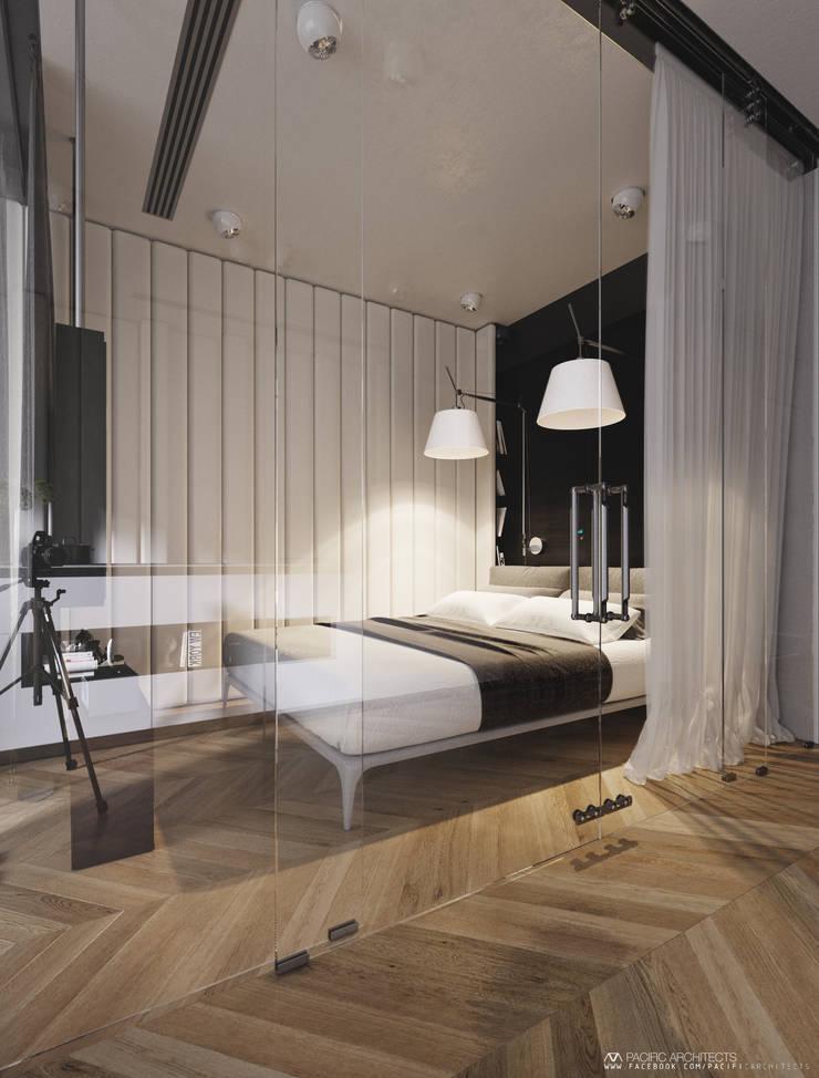 009: Спальни в . Автор – Aksenova&Gorodkov project