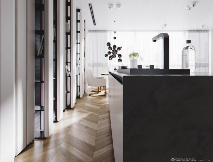 003: Кухни в . Автор – Aksenova&Gorodkov project