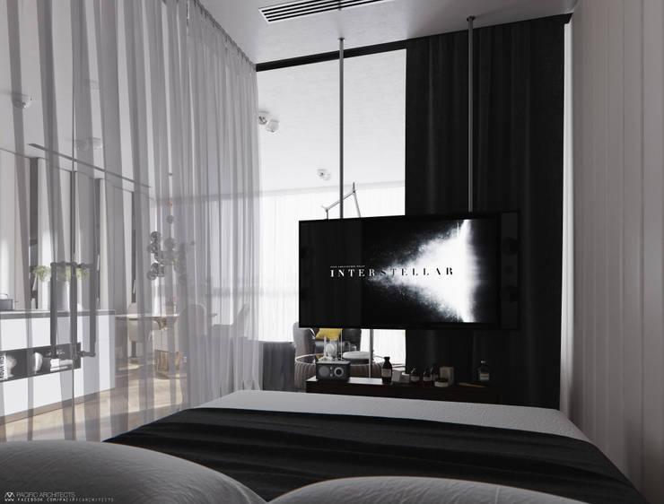 008: Спальни в . Автор – Aksenova&Gorodkov project
