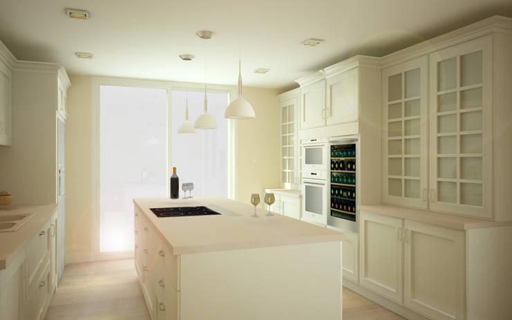 Cucina stile classico by scalvini luca design   homify