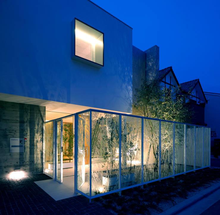 I house: ATELIER A+Aが手掛けた家です。