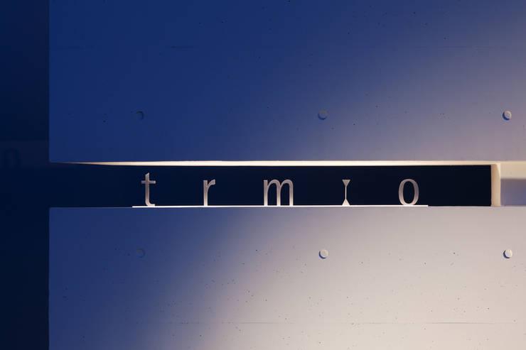 trm:o: ATELIER A+Aが手掛けた商業空間です。