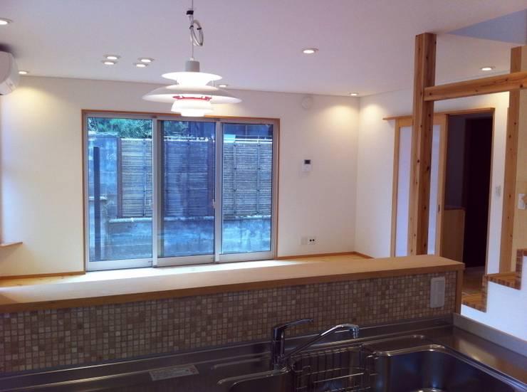 .: マツモトケイスケ一級建築士事務所が手掛けたキッチンです。
