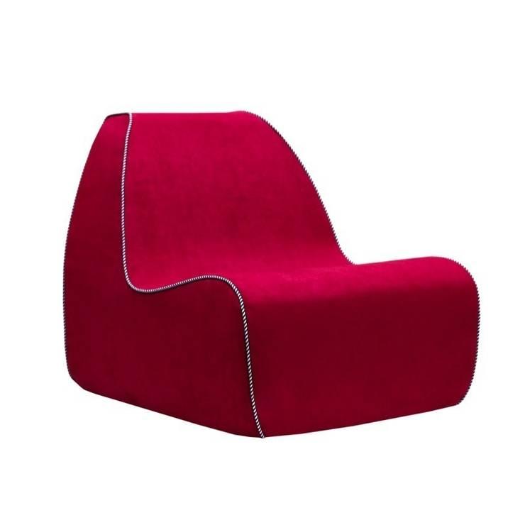 Fotel Pupil: styl , w kategorii Pokój dziecięcy zaprojektowany przez Sponge Design,