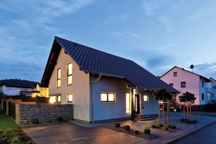 FingerHaus GmbH - Bauunternehmen in Frankenberg (Eder):  tarz Prefabrik ev
