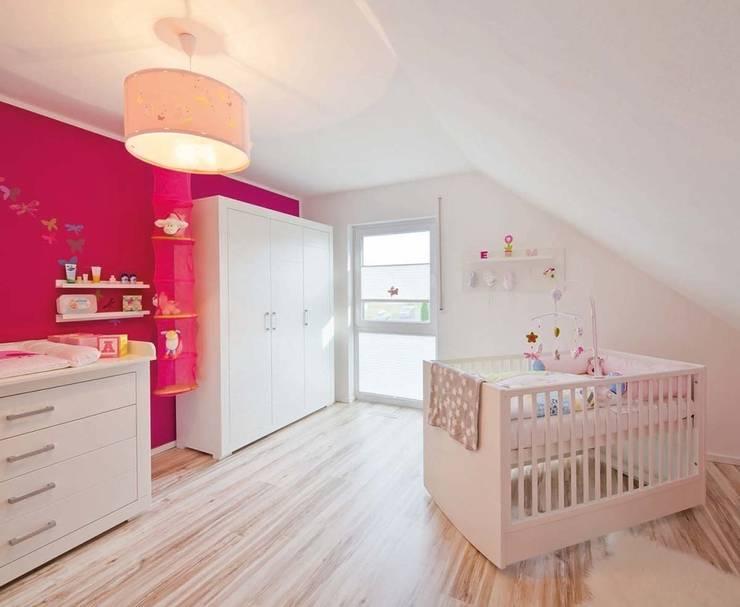 FingerHaus GmbHが手掛けた赤ちゃん部屋