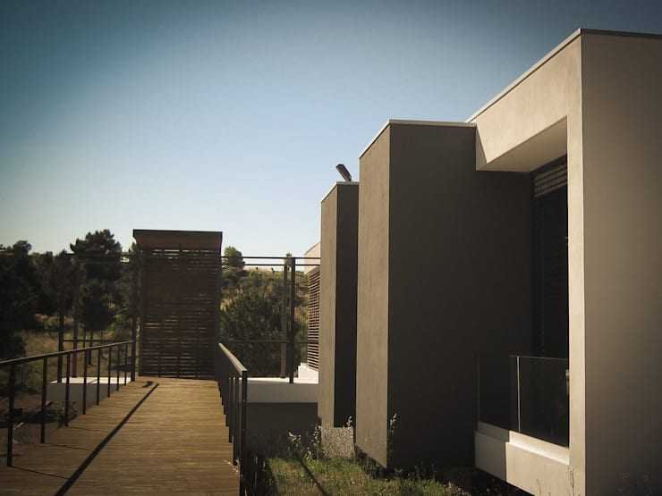 Habitação - Trancoso 6: Casas  por ARKIVO