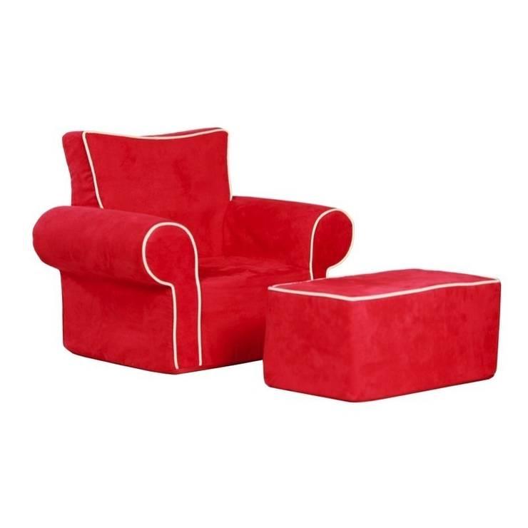 Pufa midi: styl , w kategorii Pokój dziecięcy zaprojektowany przez Sponge Design