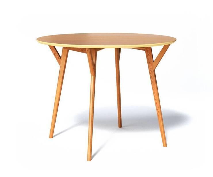 Обеденный стол CIRCLE:  в . Автор – The Idea, Скандинавский