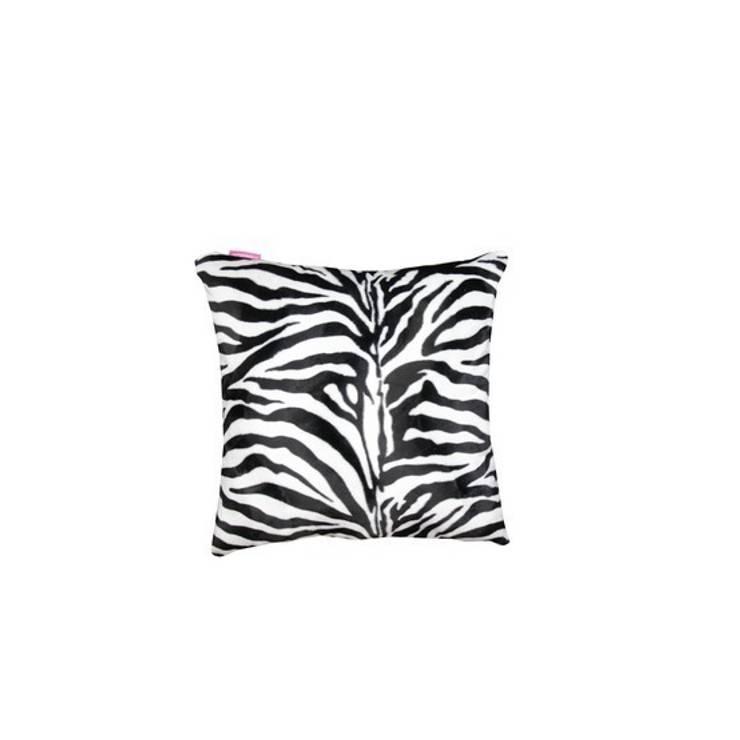 Poduszka Wildness - Zebra: styl , w kategorii Salon zaprojektowany przez Sponge Design