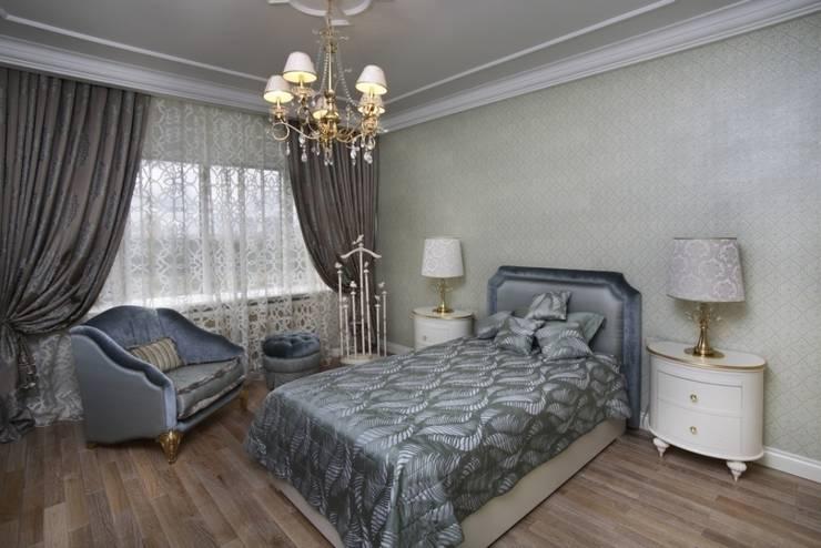 ЖК <q>Золотые ключи</q>: Спальни в . Автор – Tina Gurevich