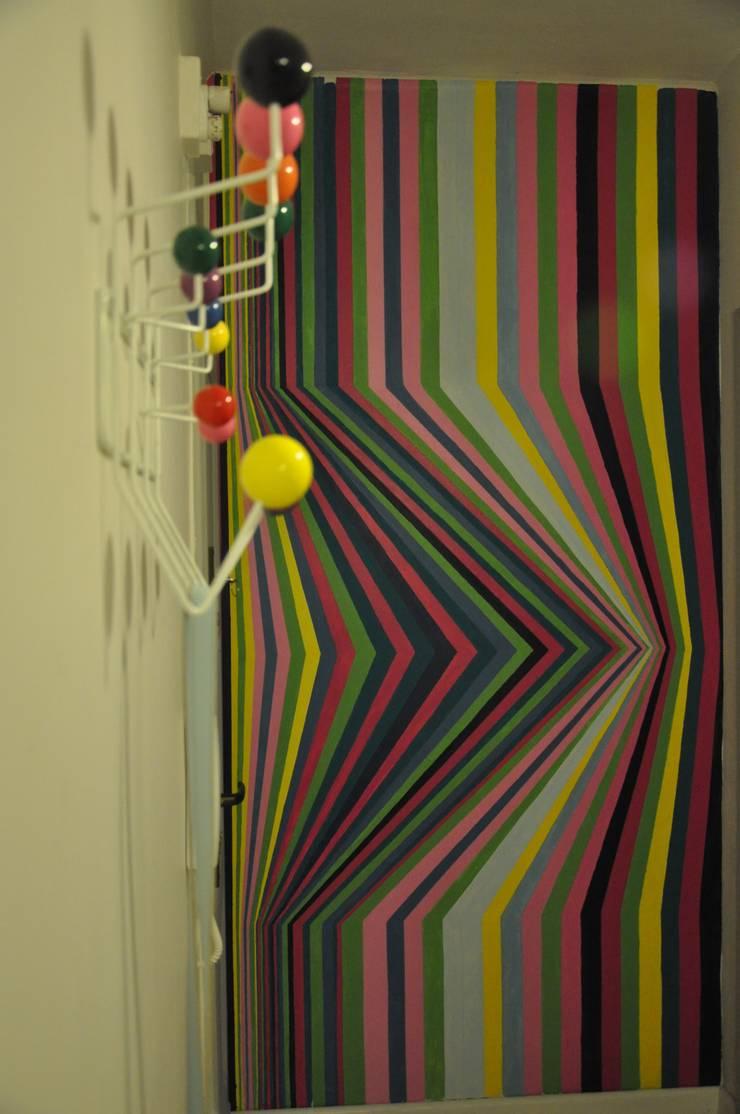 Mieszkanie z duszą: styl , w kategorii Korytarz, przedpokój zaprojektowany przez Perfect Home