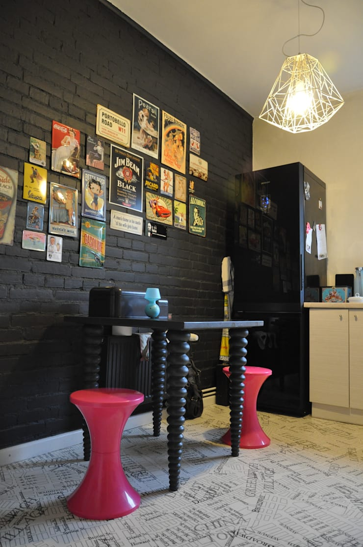 Mieszkanie z duszą: styl , w kategorii Kuchnia zaprojektowany przez Perfect Home