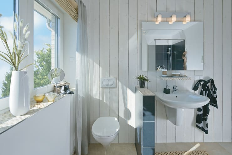 country Bathroom by Danhaus GmbH