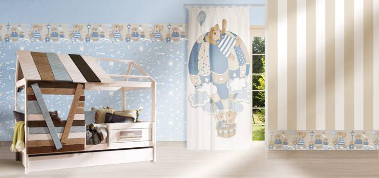 TAPETENMAX® - Kröger GmbH: modern tarz Çocuk Odası