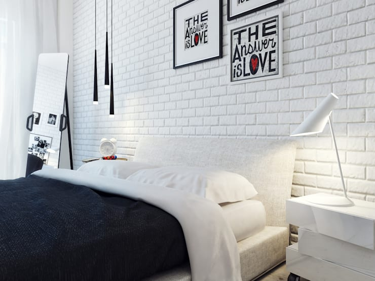 Оксана Мухина:  tarz Yatak Odası