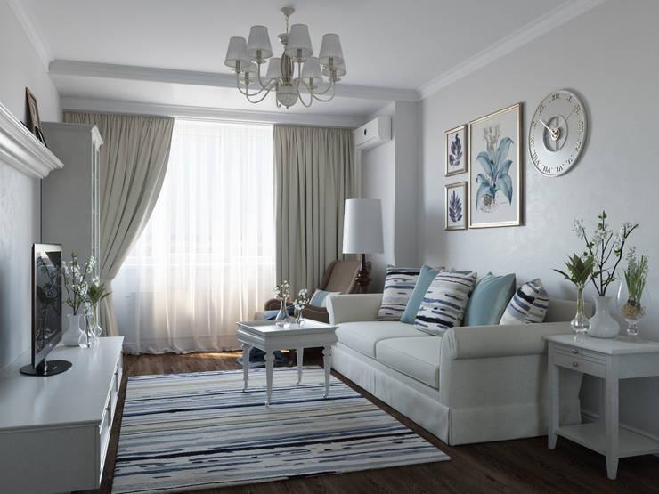 Phòng khách by Оксана Мухина