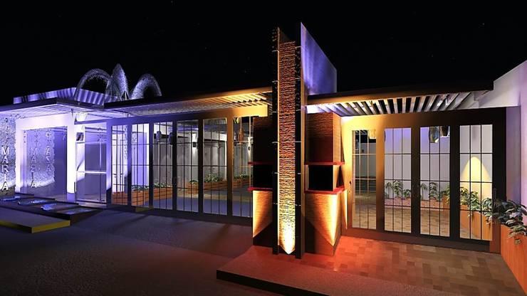 by Arquitectos I + A ,