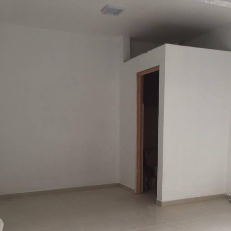 Phòng học/Văn phòng by Arquitectos I + A