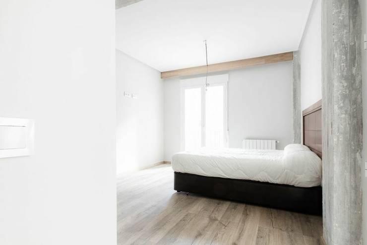 Projekty,  Sypialnia zaprojektowane przez MÓRULA