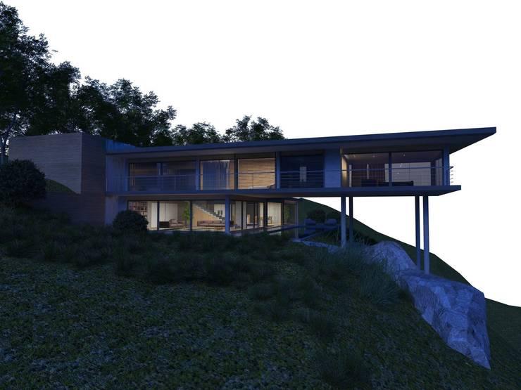 Ali İhsan Değirmenci Creative Workshop – Modern Dış Mimari Tasarımı:  tarz