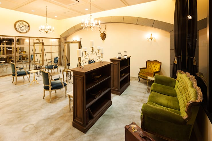 Beauty Galleria LARGO: iks designが手掛けた商業空間です。
