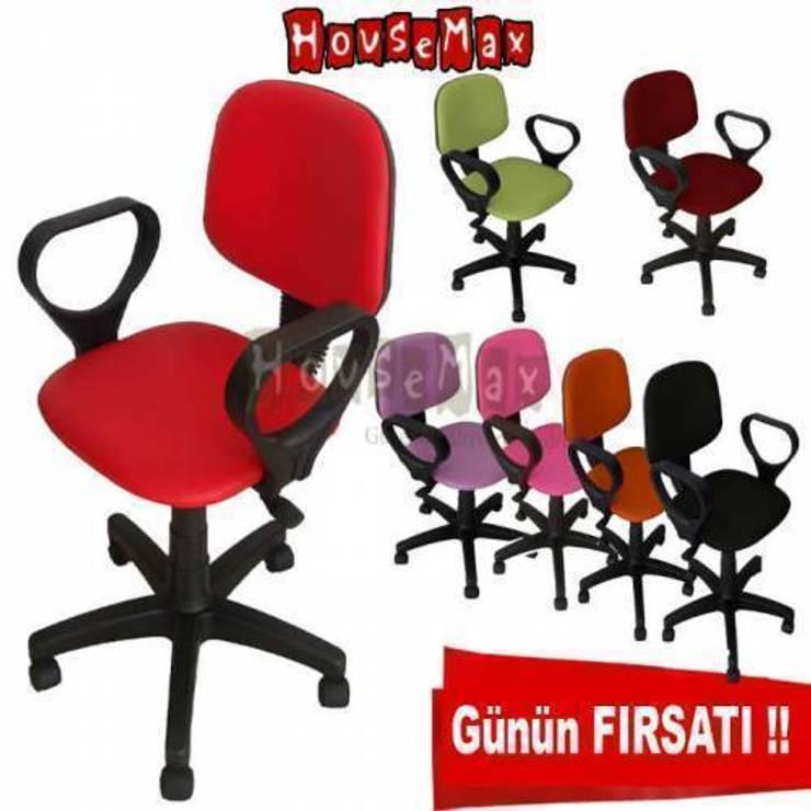Housemax – Ofis Mobilyaları:  tarz İç Dekorasyon