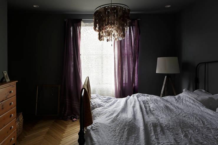 FLY: 株式会社CAPDが手掛けた寝室です。