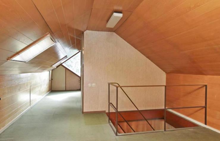 oude situatie zolder verdieping:   door Addition bv