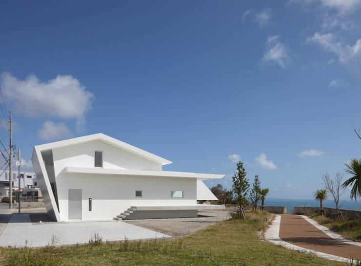 周辺環境: 森裕建築設計事務所 / Mori Architect Officeが手掛けた家です。