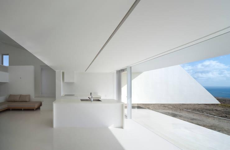 LDK: 森裕建築設計事務所 / Mori Architect Officeが手掛けたキッチンです。