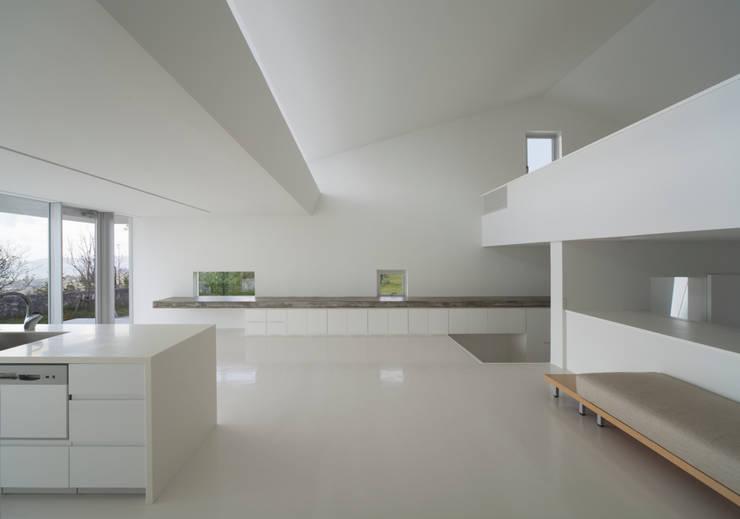 LDK: 森裕建築設計事務所 / Mori Architect Officeが手掛けたリビングです。