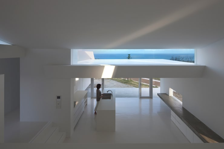LDK: 森裕建築設計事務所 / Mori Architect Officeが手掛けたダイニングです。