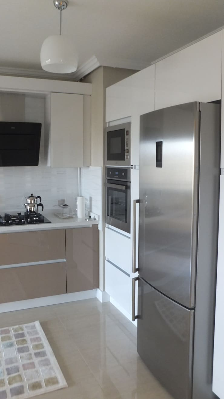Ahşap Terzisi – AHŞAP TERZİSİ: modern tarz Mutfak