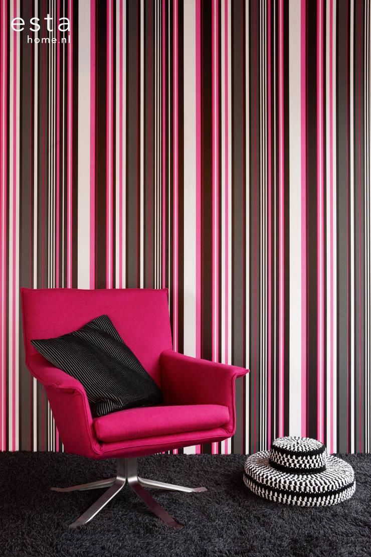 StripesXL van ESTAhome.nl:  Muren door ESTAhome.nl