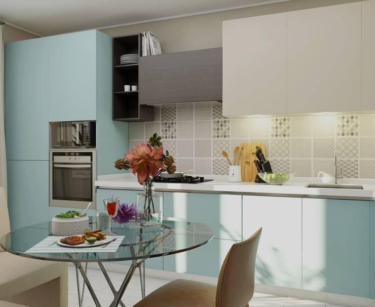 Фото обложки: Кухни в . Автор – Danet Aleynikova дизайнер интерьера