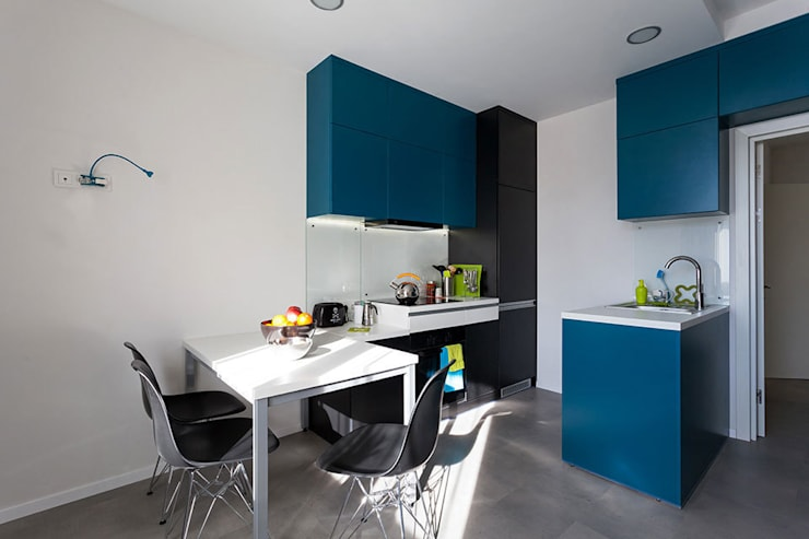 Cozinhas minimalistas por DMYTRO ARANCHII ARCHITECTS