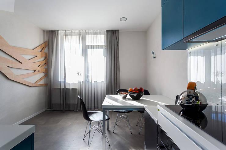 Cozinhas  por DMYTRO ARANCHII ARCHITECTS