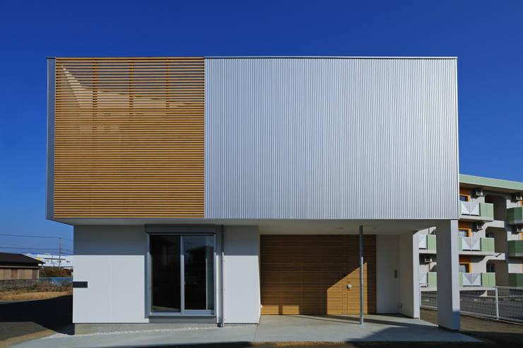 2F Deck house: 開建築設計事務所が手掛けた家です。