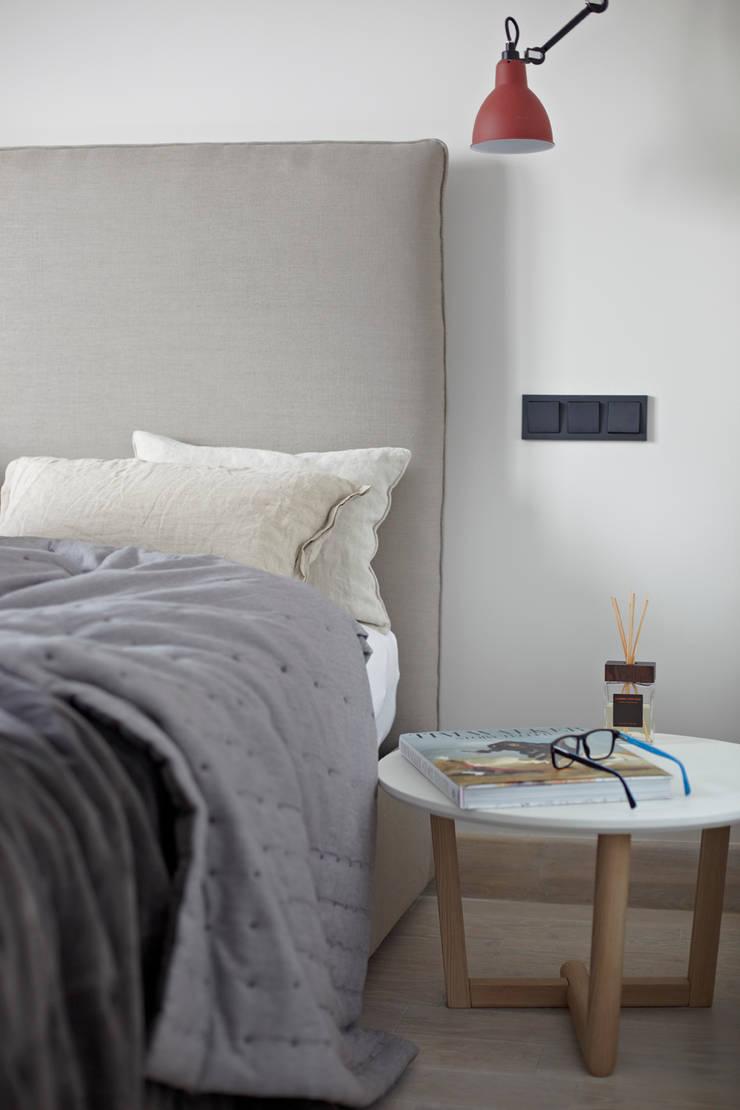 Bedroom by Pracownia Projektowa Hanna Kłyk