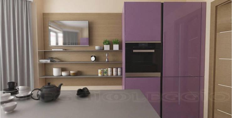 Кухня 13 кв.м.: Кухня в . Автор – Oleggio