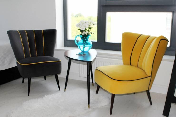 Sypialnia : styl , w kategorii Sypialnia zaprojektowany przez kadedesign,Nowoczesny