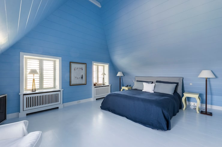 Bedroom by Ralph Justus Maus Architektur