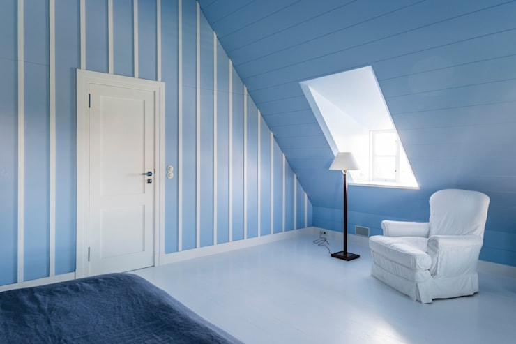 Bedroom by Ralph Justus Maus Architektur, Classic