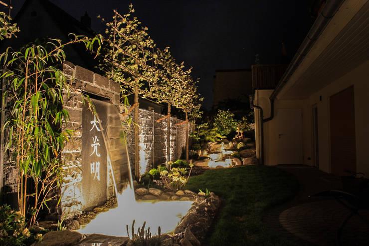 Projekty,  Ogród zaprojektowane przez -GardScape- private gardens by Christoph Harreiß